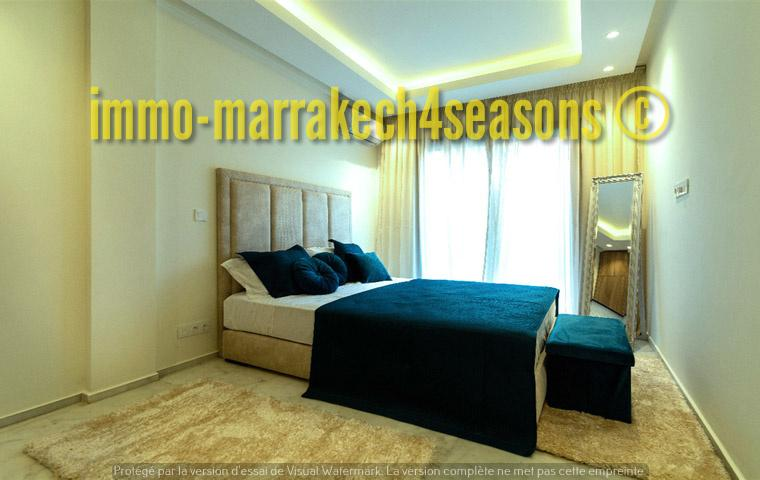 vente villa à  marrakech